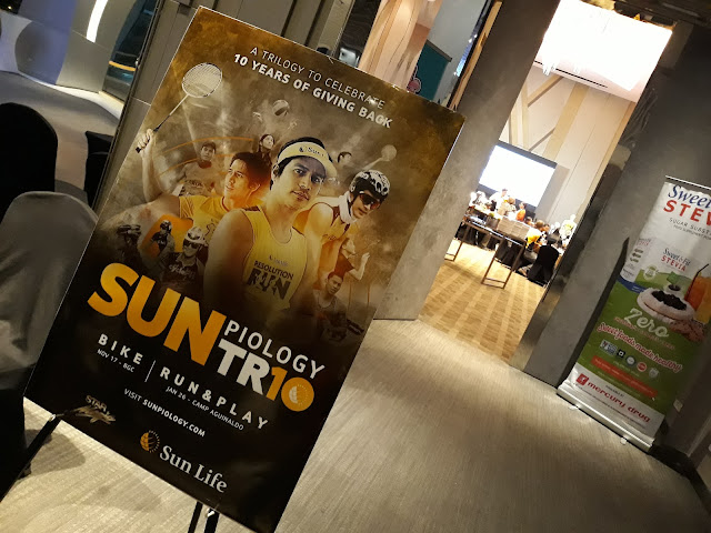 September 24, 2018, Monday evening, we attended the press con for SunPIOLOgy Trio. It was held at the of the Novotel, Quezon City.