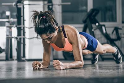 Planche : J'ai renforcé mon ventre avec seulement 10 minutes par jour