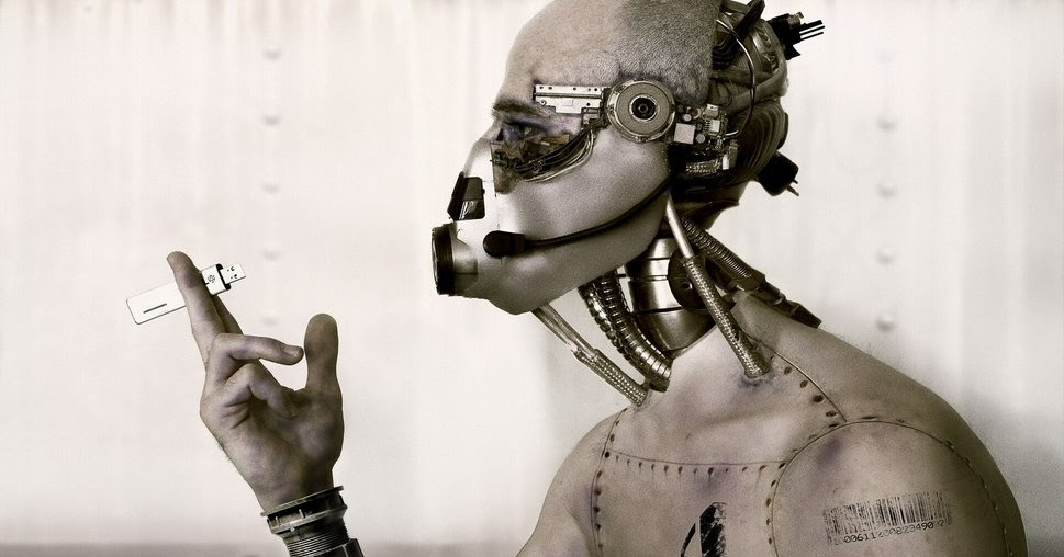 cyborgs are they human essay Human identity in a cyborg future: philosophical anthropology and medical nanorobotics.