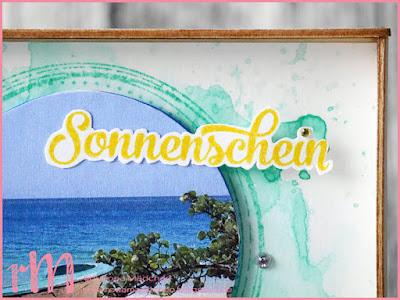 Stampin' Up! rosa Mädchen Kulmbach: Stamp A(r)ttack Blog Hop: Summertime – Bilderrahmen mit Tasche voller Sonnenschein und Swirly Frames