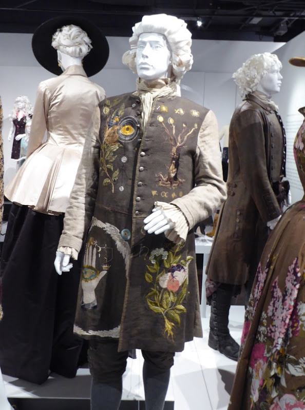 Master Raymond Outlander TV costume