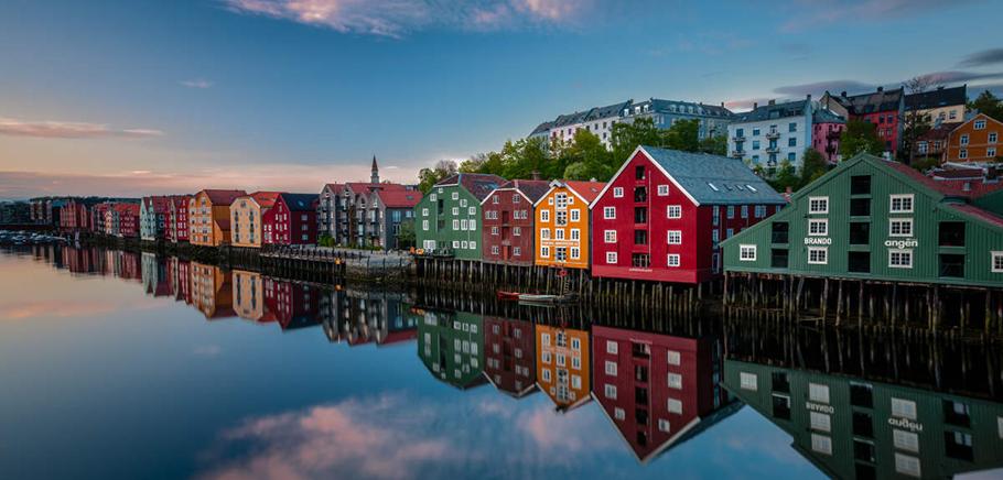 Maisons Norvège