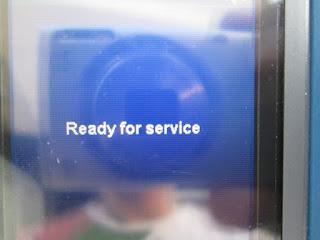 handphone satelit Inmarsat siap untuk digunakan