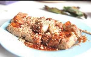 Johor Grilled crisp tofu