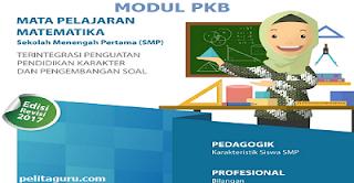 Modul PKB Matematika SMP Revisi 2017