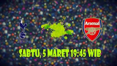 Prediksi Tottenham Hotspur vs Arsenal 5 Maret 2016