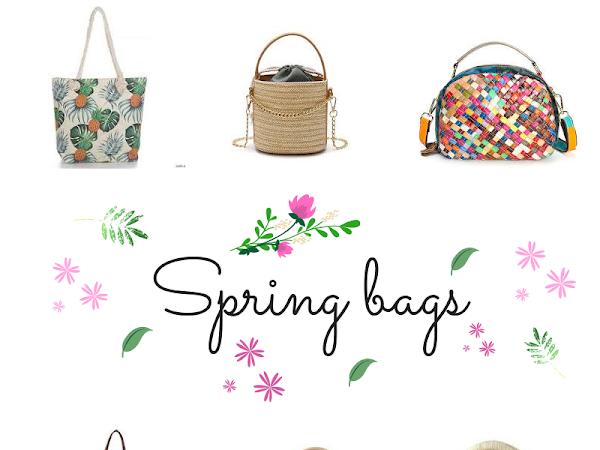Spring wishlist - bags