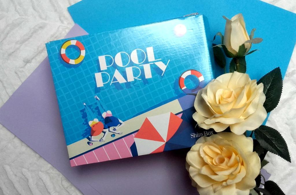 ShinyBox, POOL PARTY | Prezentacja zawartości