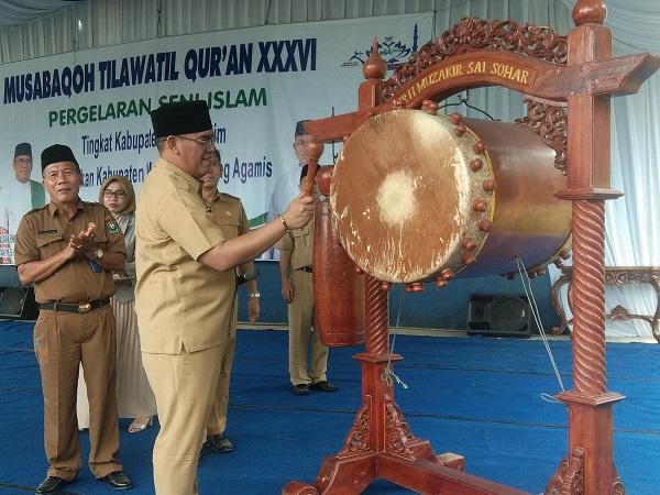 1041 Peserta ikuti MTQ ke 36 dan Pagelaran Seni Islam Muara Enim