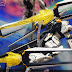 RG 1/144 nu Gundam and New Figure-rise Effect Exhibited at 58th Shizuoka Hobby Show