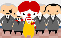Here is McDonald's #VideoGame by #SuperSizeMe a true ducumentury! #OnlineGames