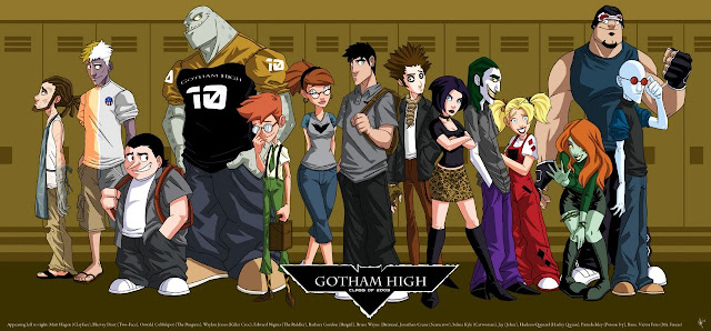 Gotham High School