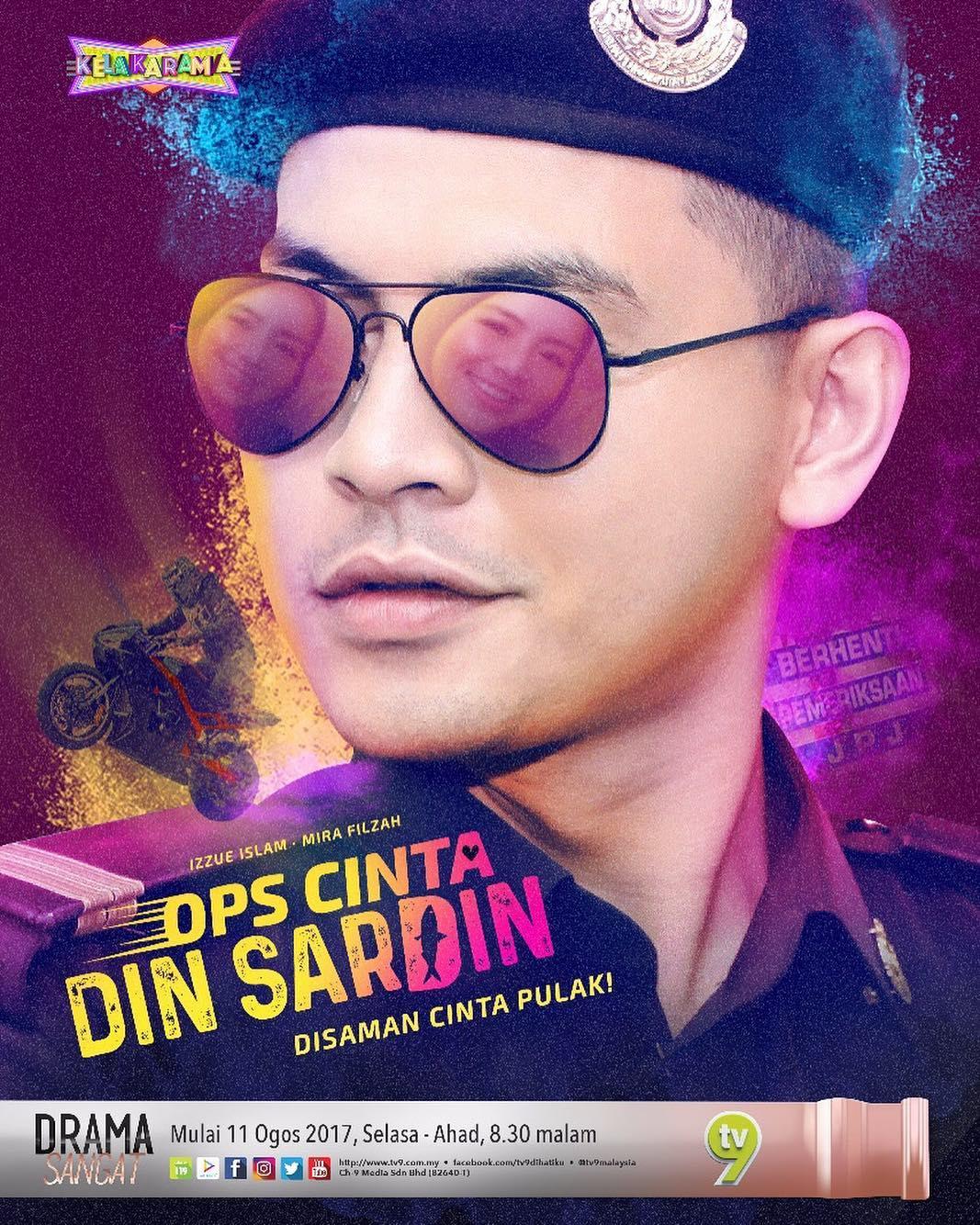 Sinopsis Drama Ops Cinta Din Sardin