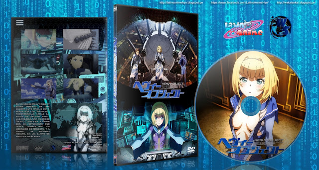 Heavy Object | 24/24 | Cover DVD | Mp4 HDL | 720p | MEGA |