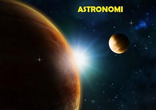 Sejarah Tentang Astronomi Yang Perlu Anda Ketahui