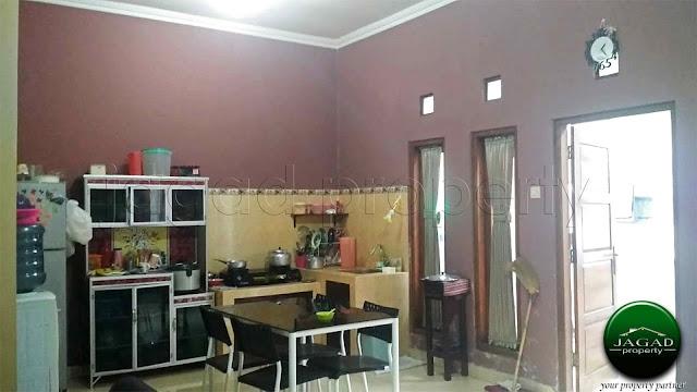 Rumah Full Perabot Perum jalan Kabupaten