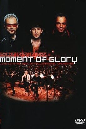"Scorpions - ""Moment Of Glory"" DVD"