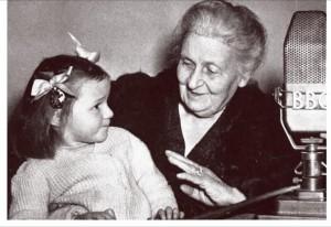 Znalezione obrazy dla zapytania Pedagogika Marii Montessori