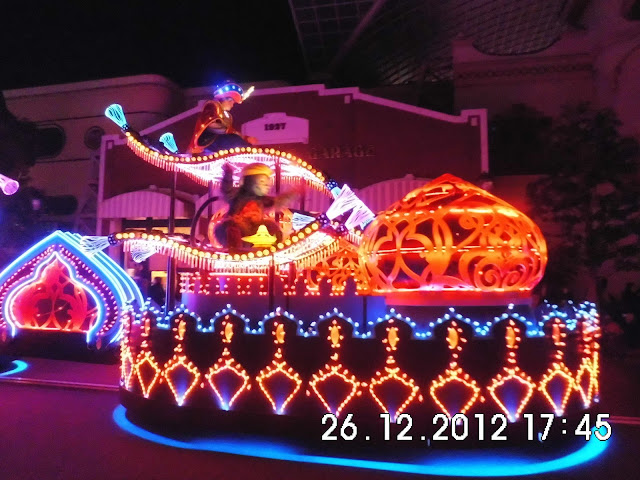Cool Magical Starlight Parade USJ