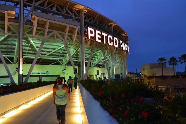 Estádio de beisebol PETCO Park