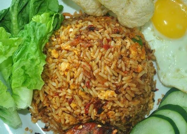 Resepi Nasi Goreng Udang Kering