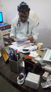 Govt Doctor Amit Kaushal Doing Private Practice Uttar Pradesh
