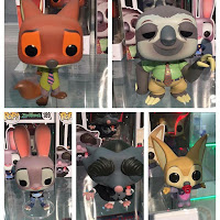 Toy Fair Zootopia Funko Pop!