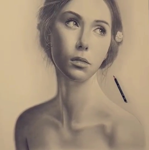 02-Hisham-Albayyat-Pen-Pencil-and-Charcoal-Portrait-Drawings-www-designstack-co