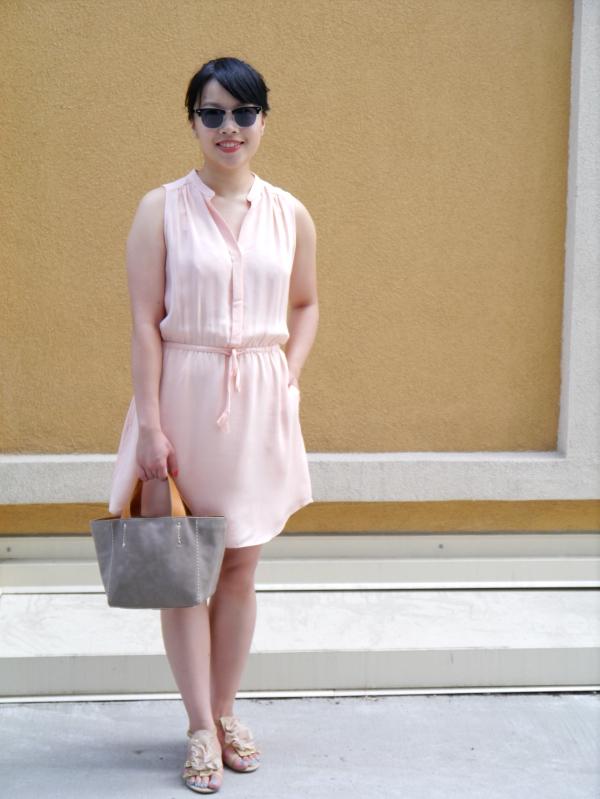 d6eb8980d2f63e Latest Outfit: Blush Tones - Solo Lisa