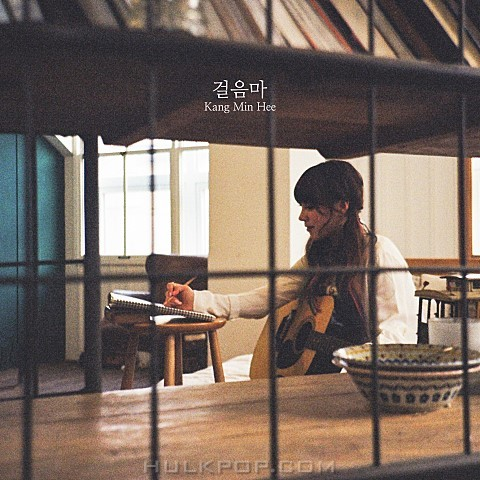 Kang Min Hee – Toddle – Single