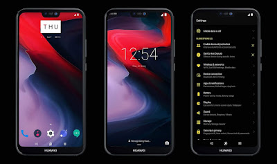 Download SAMSUNG S9 UX9.0 THEME FOR EMUI 5.0\5.1\8