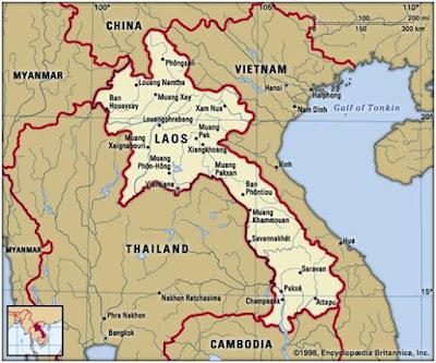 Laos: de campo de batalla a mercado en disputa