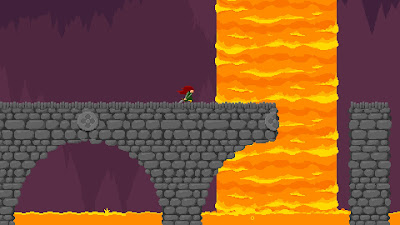 Mable And The Wood Game Screenshot 2