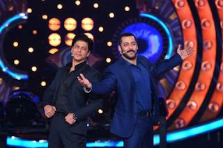 Shahrukh will perform in the role of guest artist in the Salman Khan's movie 'Tubelight'.