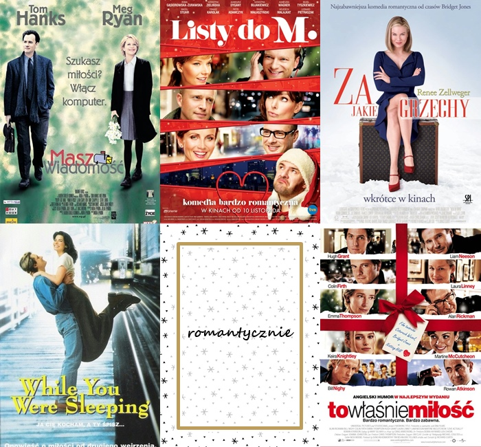 romantyczne filmy na zimę