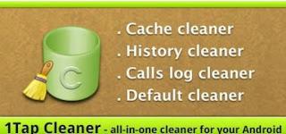 تحميل تطبيق 1tap Cleaner Pro لتنظيف وتسريع الأندرويد