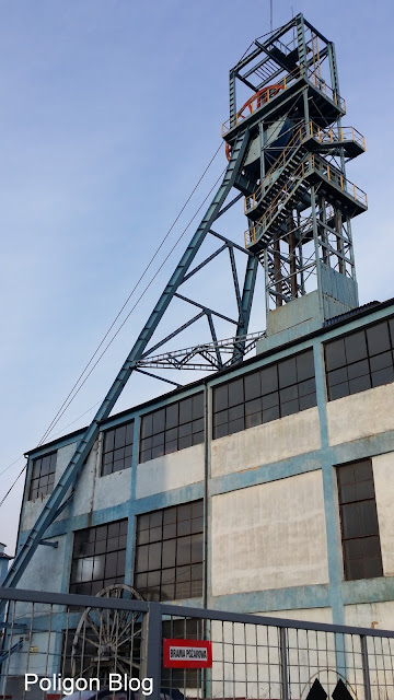Śląsk, Jaworzno, kopalnia, górnictwo