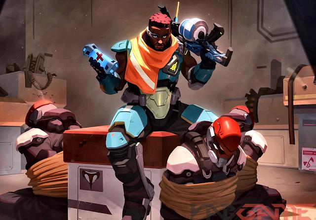 Overwatch Батист