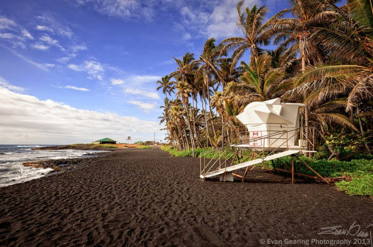 16. Punaluʻu, The Big Island, Hawaii) - 29 Most Exciting Beaches to Visit