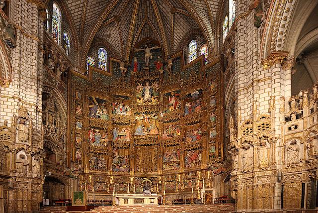 A Espanha da Rainha Isabel de Castela (série Isabel) - Toledo
