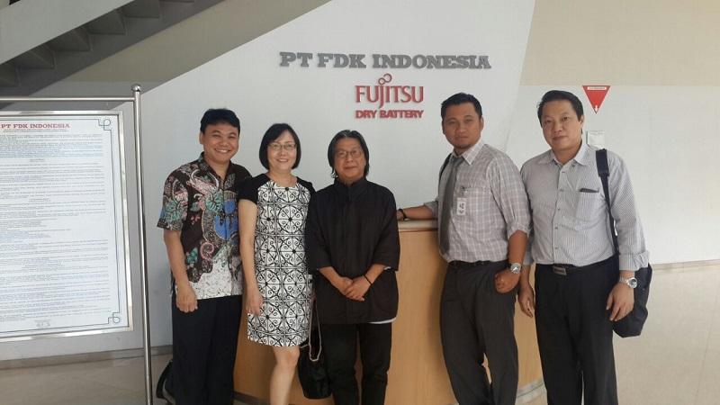 Lowongan Kerja Sma Smk Kawasan Mm2100 Pt Fdk Fujitsu