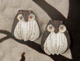 PATTERN for the quilted OWL