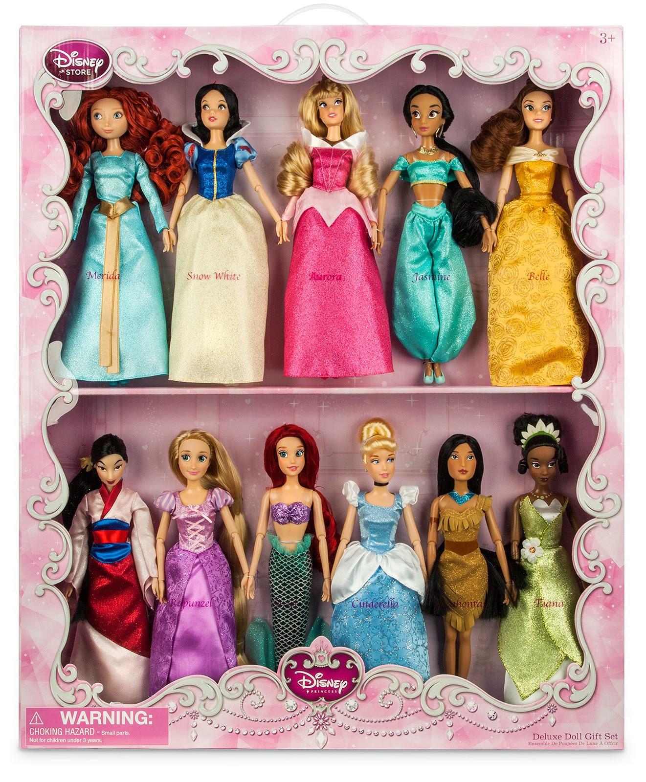 Filmic Light - Snow White Archive: 2014-15 Disney Princess ...