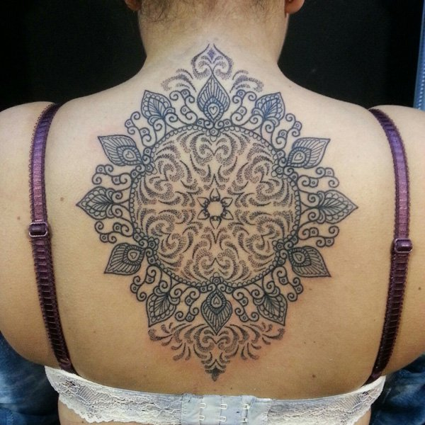 O Mist 233 Rio E A Beleza Das Tatuagens De Mandala Marte 233