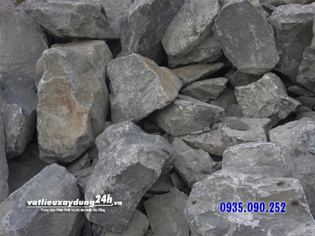 đá hộc xây móng trong xây dựng