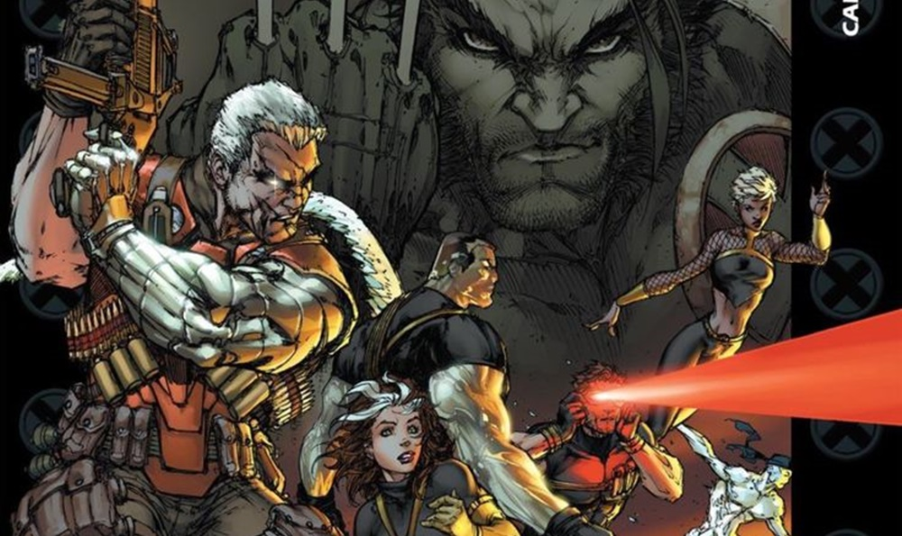 X Men Bishop Cable ULTIMATE X-MEN: CABLE,...