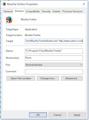 Cara Mengatasi Mozilla Firefox yang Redirect ke Yahoo