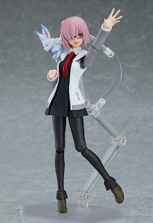 "Figma Shielder / Mash Kyrielight: casual ver. de ""Fate / Grand Order"" - Max Factory"