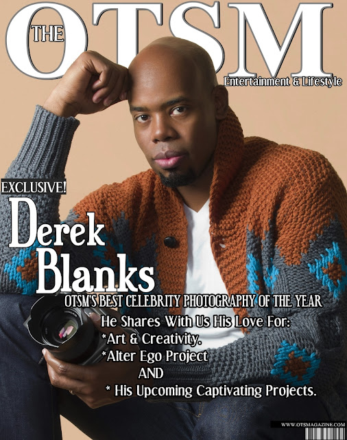 Interview: Derek Blanks [ American Celebrity Photographer]