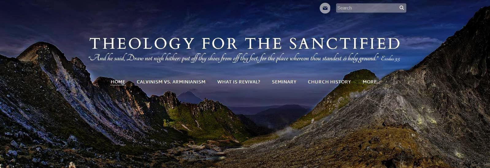 Theology for the Sanctified